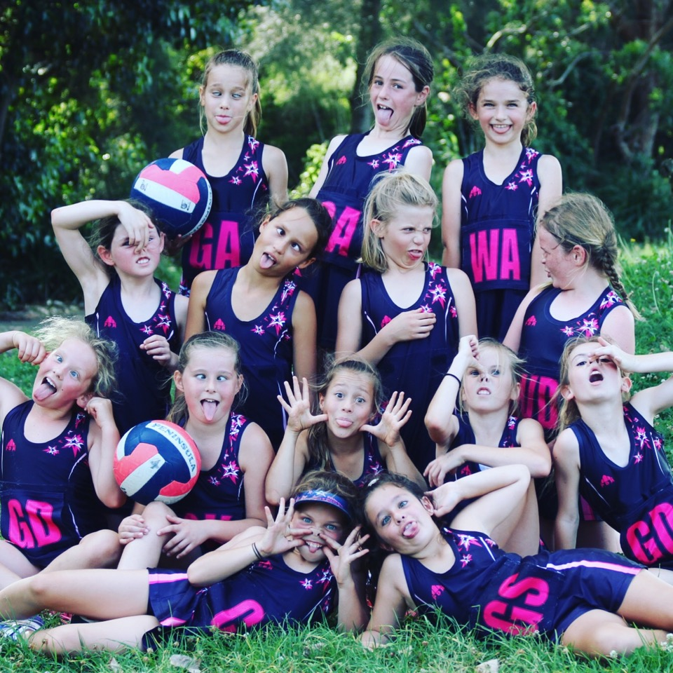 Peninsula Netball Club Northern Beaches Sydney
