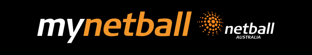 my netball logo